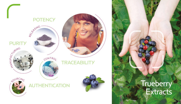 Trueberry Extracts
